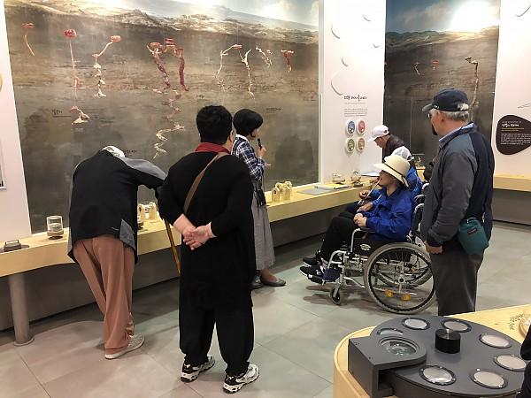 안산어촌민속박물관 관람