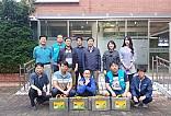 9월 한미글로벌 임직원 봉사자 단체사진